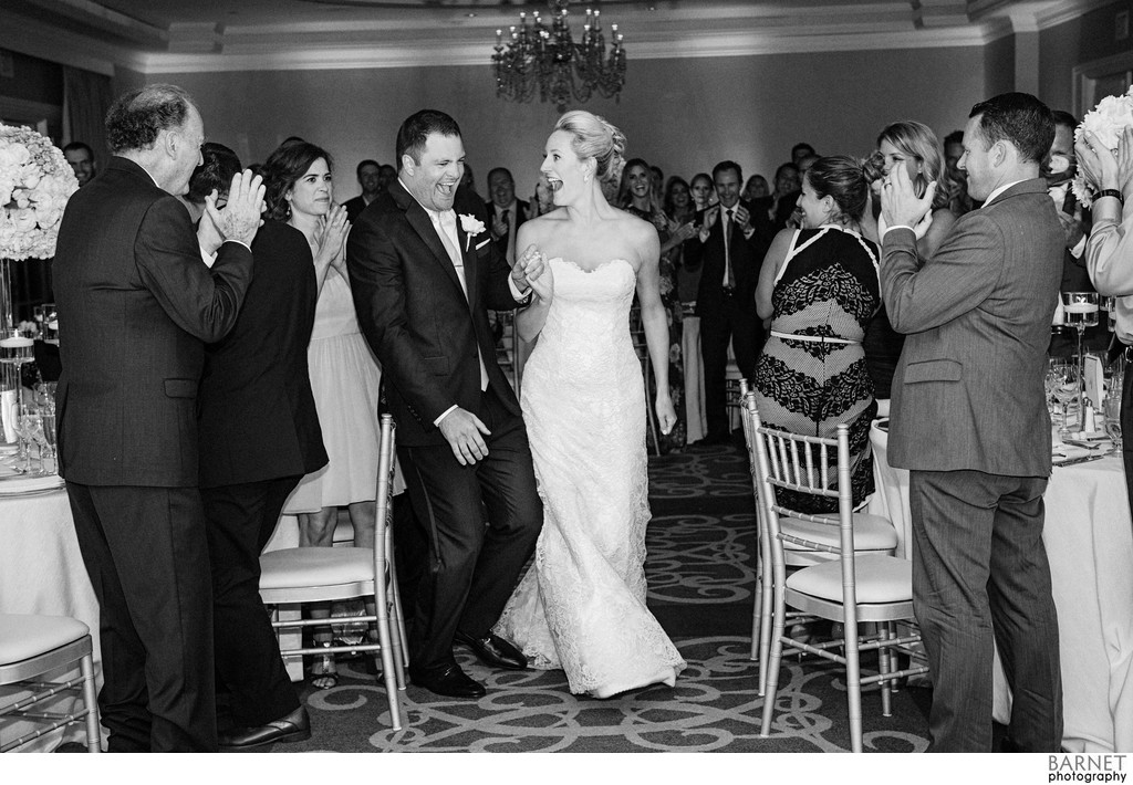 Ritz Carlton Laguna Niguel Reception Photography