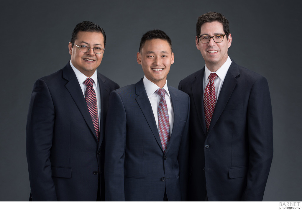Orange County Business Partners Portraits