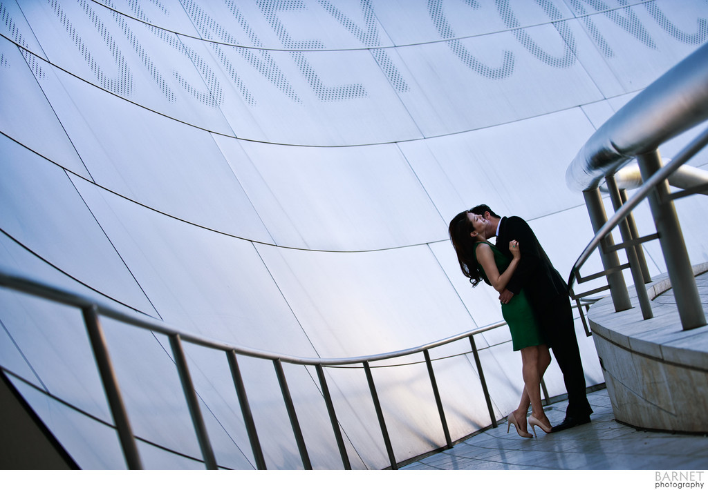 Engagement Sessions Walt Disney Concert Hall