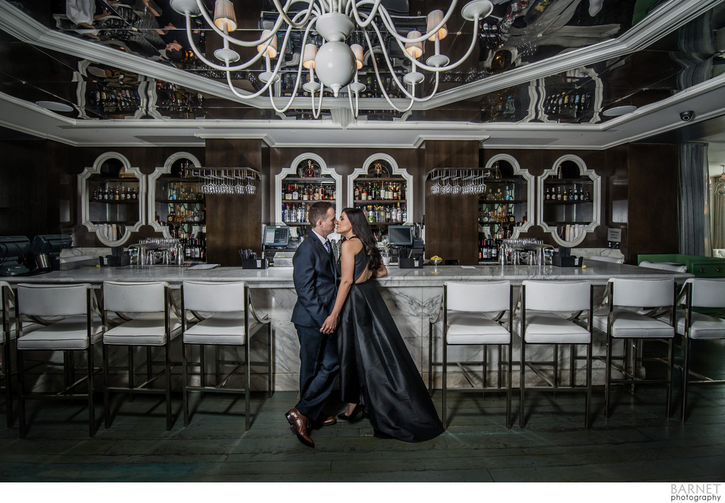 Viceroy Hotel Engagement Session