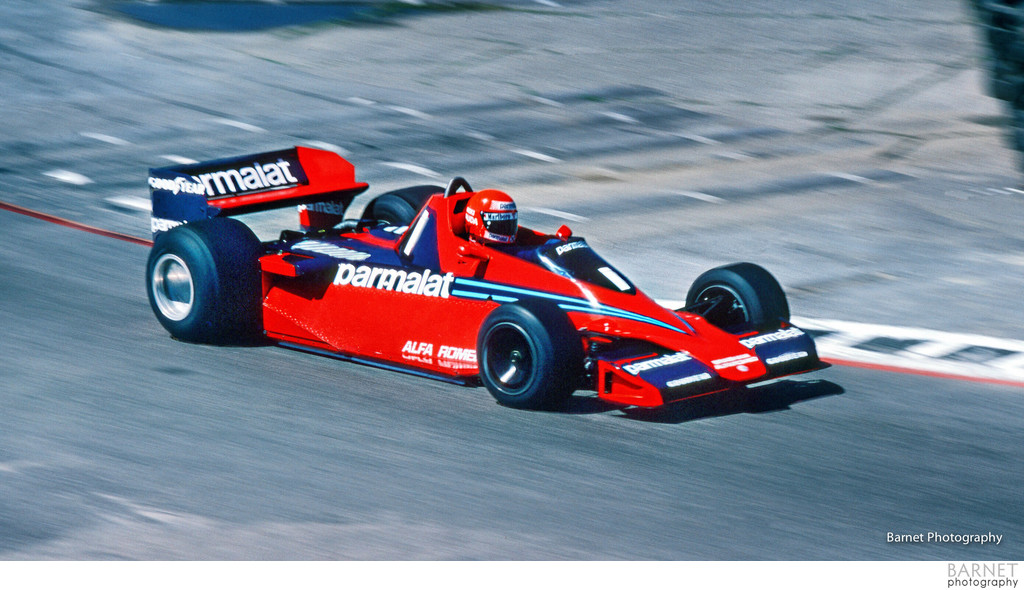 Niki Lauda Race Day Images