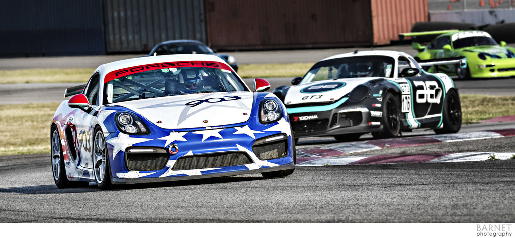 Porsche Club Racing Photographer