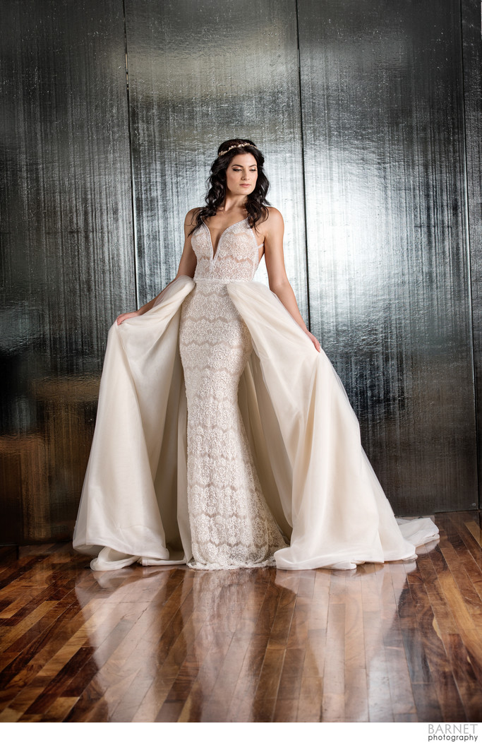 Wedding Gown Fashion Photography