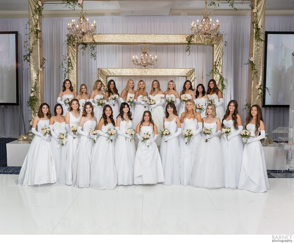 Debutante Ball Photographers