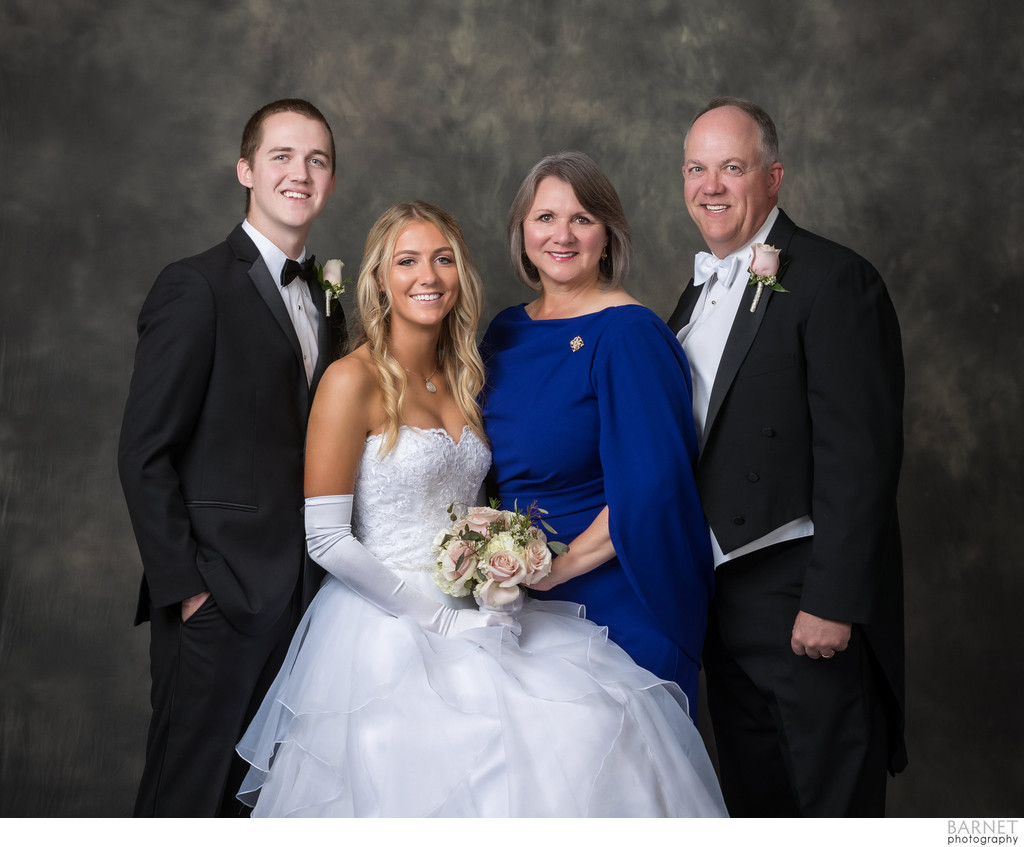 Orange County NCL Studio Family Portrait Photographer