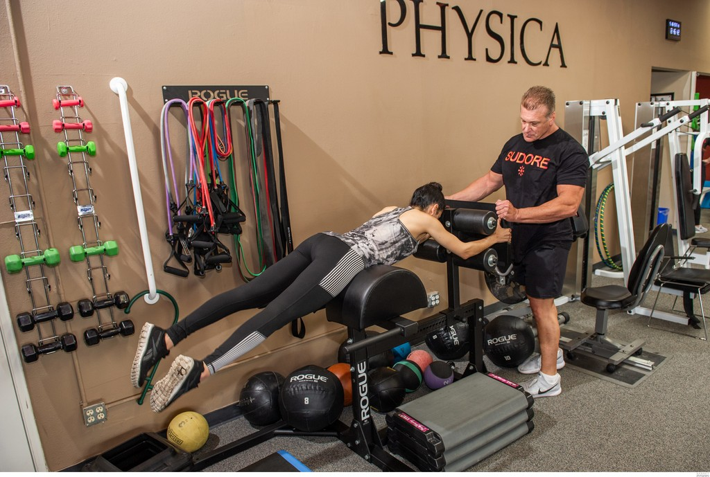 Gym Equipment Photography in Orange County