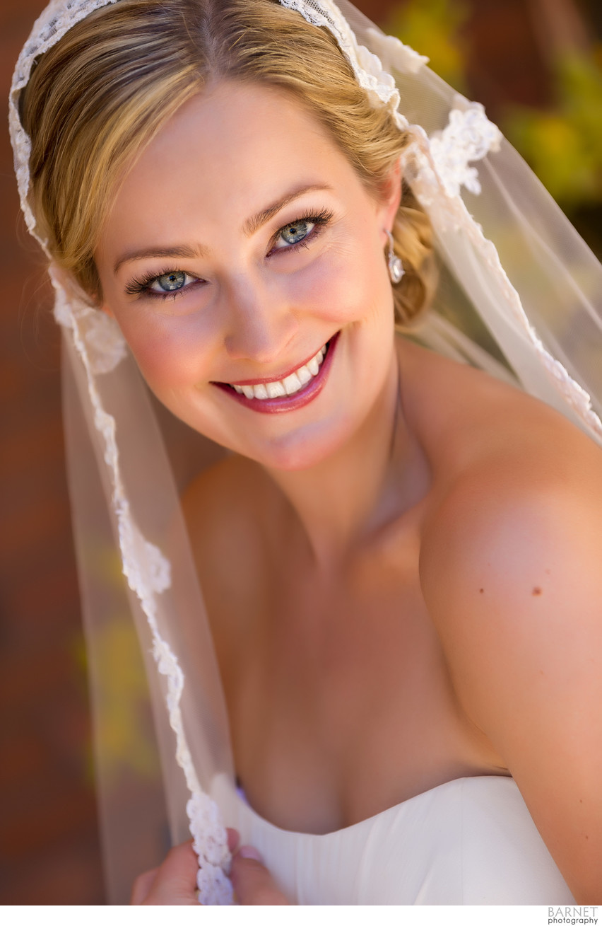 Orange County Bride Portrait
