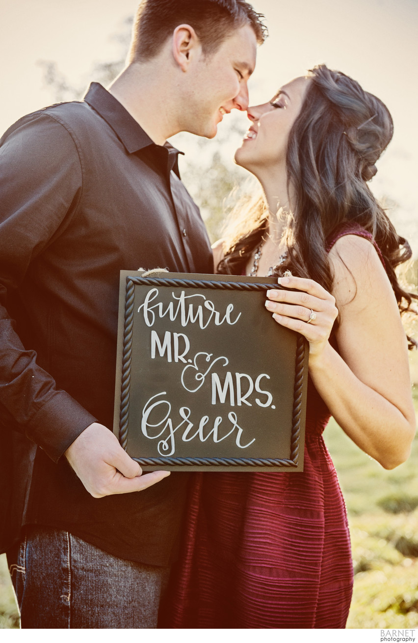 SoCal Romantic Engagement Photography