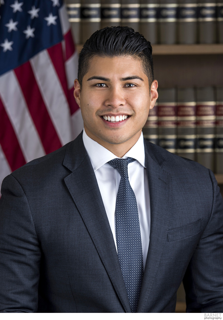 Law Clerk Official Portrait Los Angeles