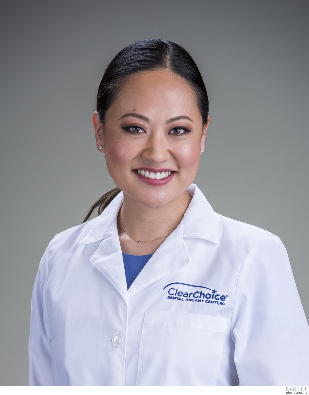 Medical Professional Studio Portrait
