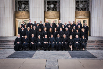 Los Angeles Federal Judges Portrait