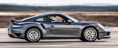 Porsche 911 Turbo Photography