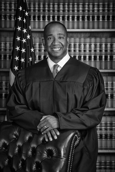Federal Judge Official Portrait