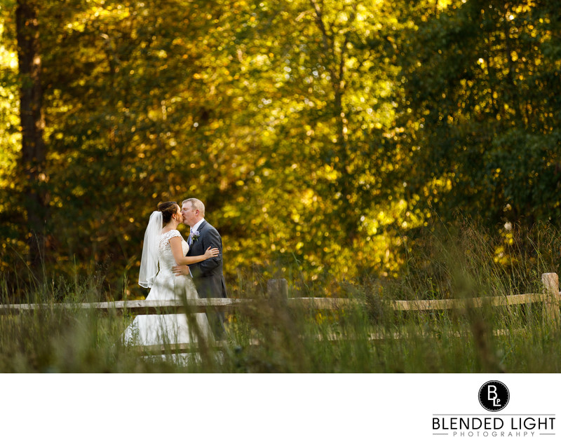 Cedar Grove Acres Bride and Groom Portrait Image