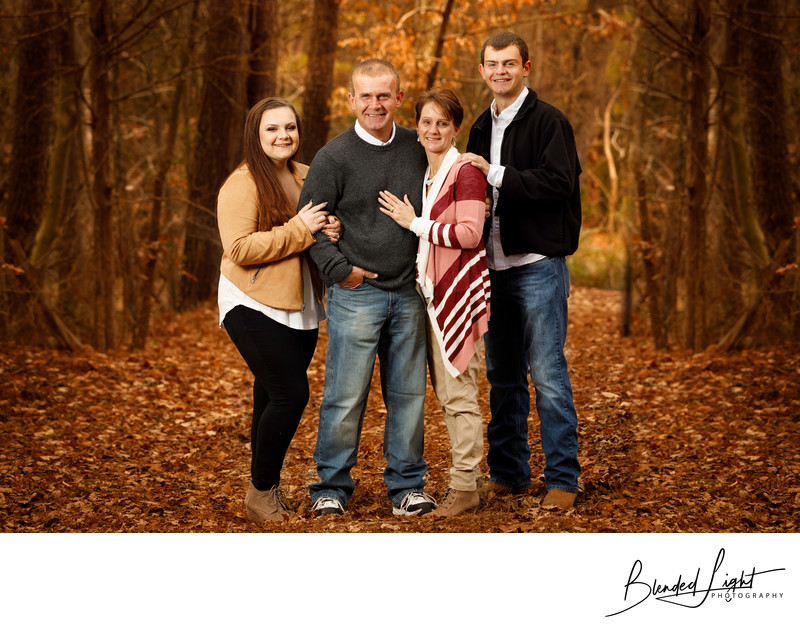 Historic Oak Grove Park Family Photography