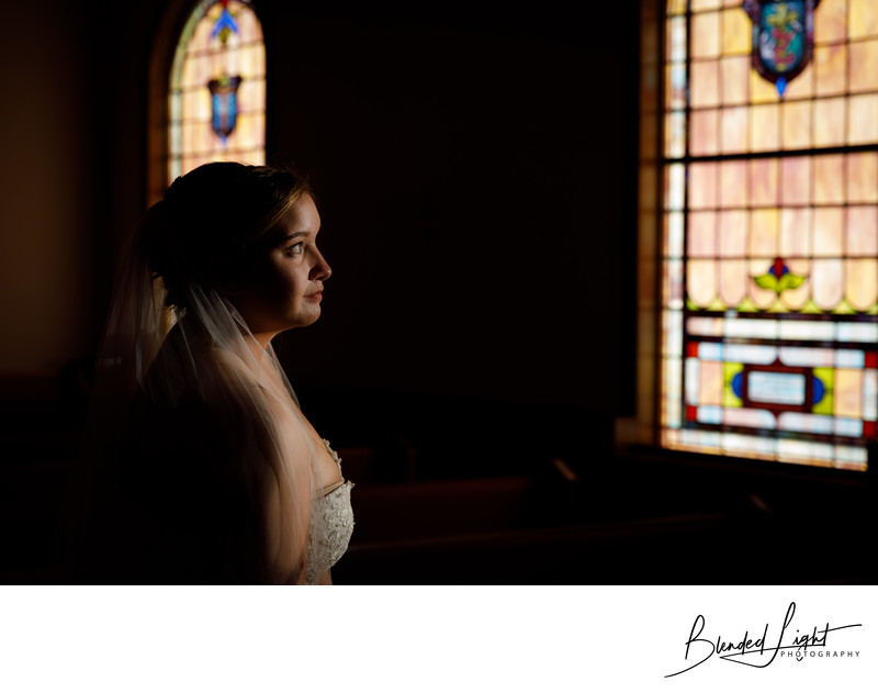 Raleigh Church Wedding Photography