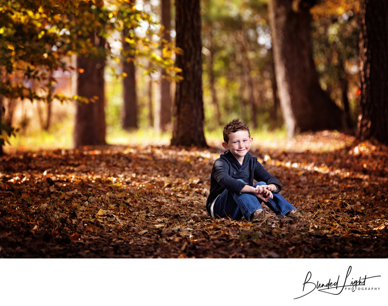 Greenville NC Children's Portrait Photography