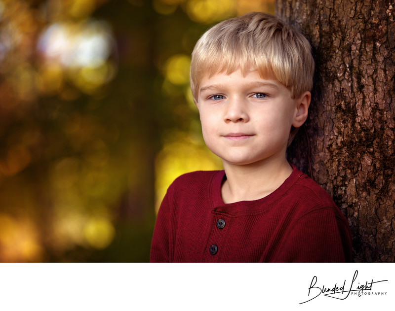 Best Greenville NC Fall Portrait Photography