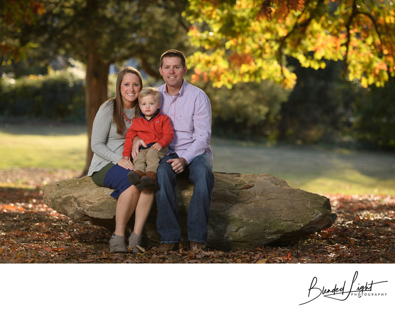 Top Family Portrait Photographer Wake Forest NC