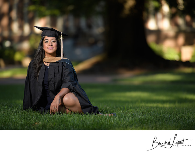UNC College Senior Portrait Photographer