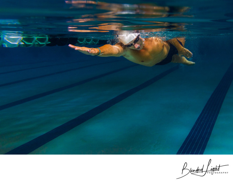 Underwater Swim Photographer near Charlotte