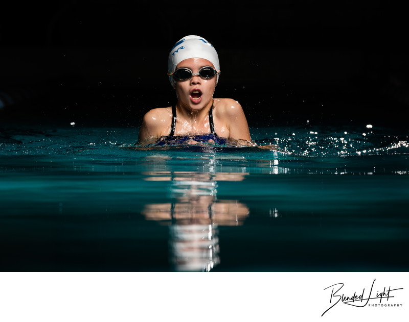 Charlotte Swimming Photography