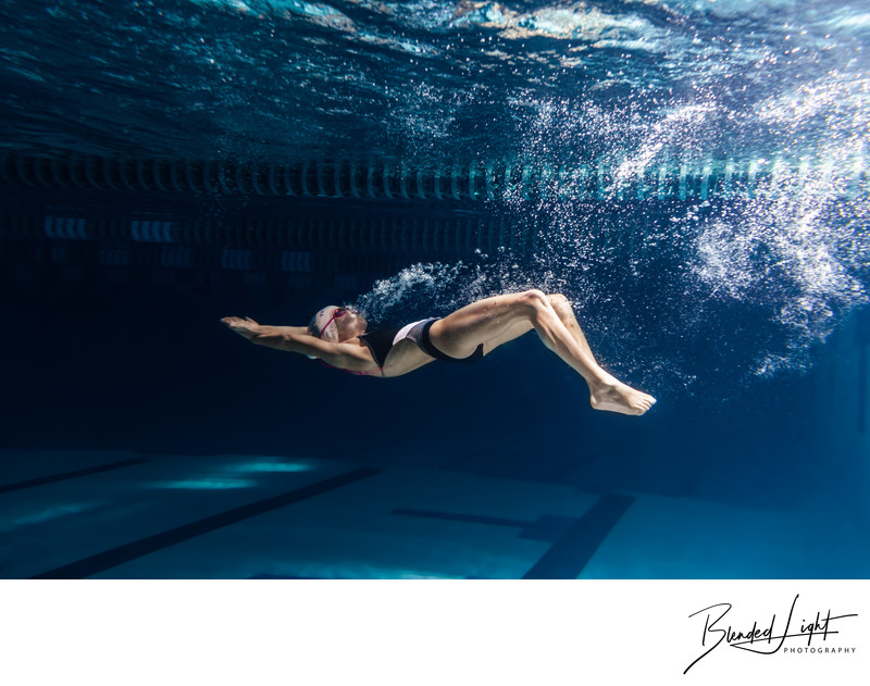 Cary Underwater Swimming Photographer