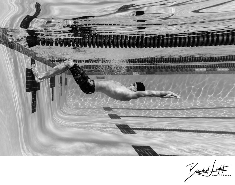 High School Swimming Photography Greensboro NC