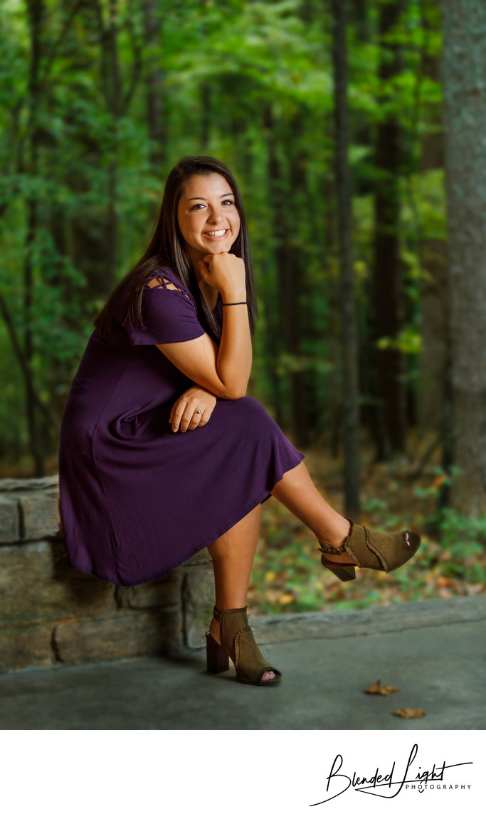 Top Apex NC Senior Photographer