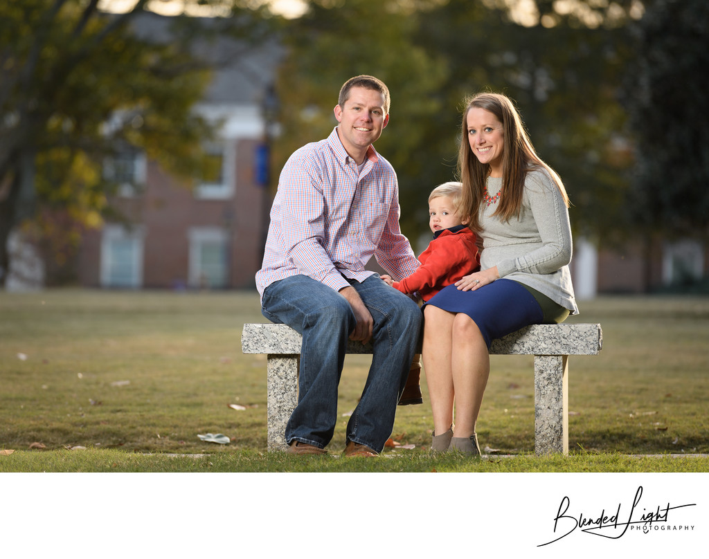 Southeastern Seminary Family Portrait Image