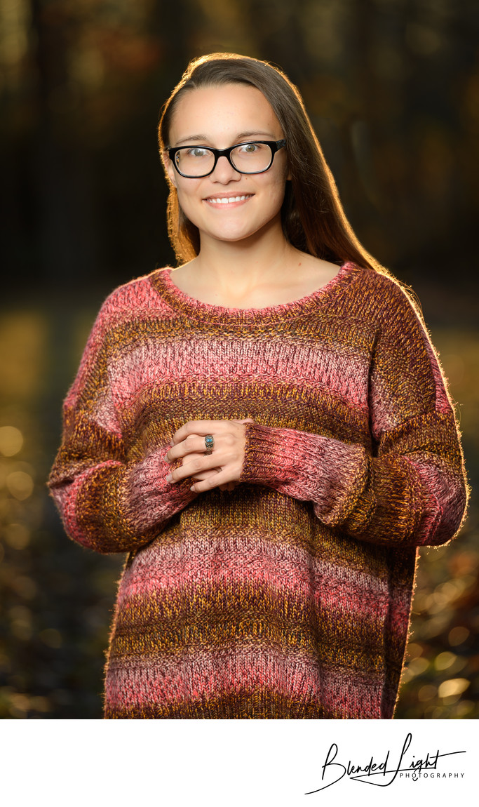 Top Zebulon Senior Portrait Photographer