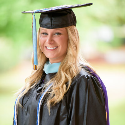 Greenville NC Photographer ECU Senior Portrait