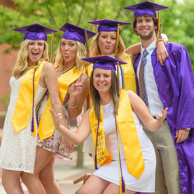 Top East Carolina University Sorority Seniors Image