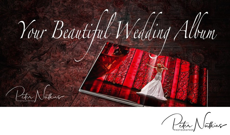 Wedding Album Photographer