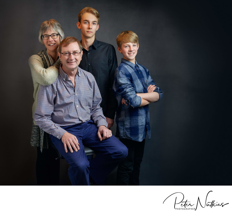 Specialist Family Portrait Photographer Manchester