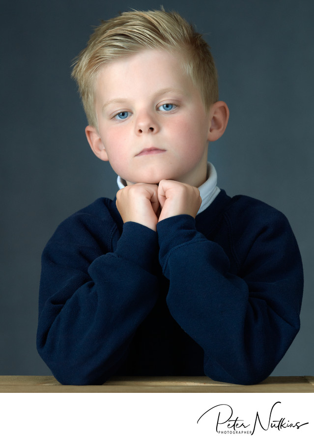 Child Portrait Photographer Birmingham