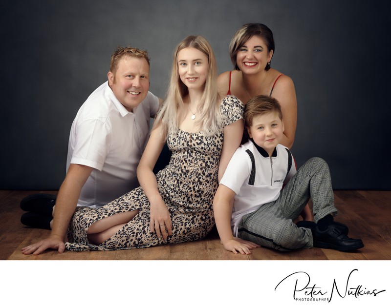 Family Portrait Photography What Clothes To Wear