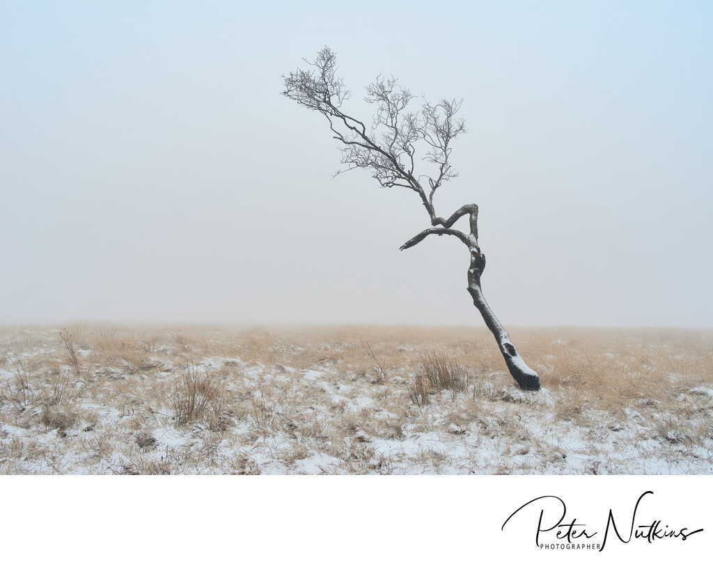 Peak District Photography | Images of Isolation 01