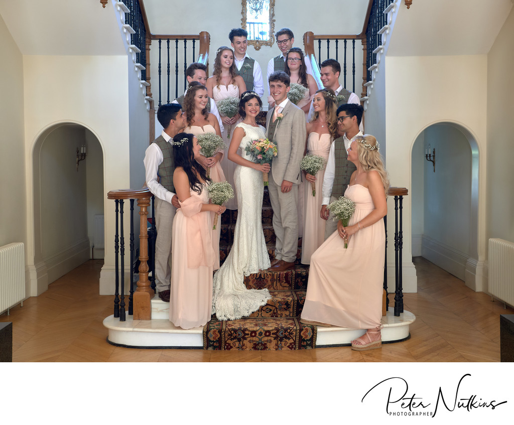 Top Wedding Photographers in Alfreton Derbyshire