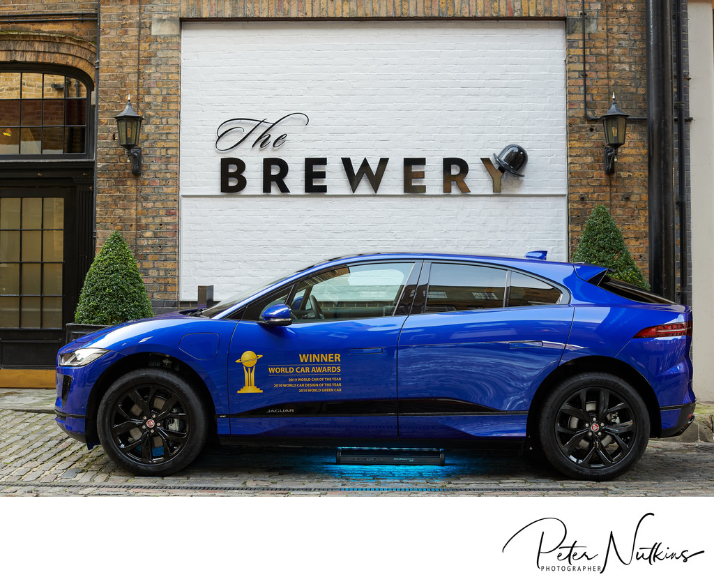 Brewery London Events Photography