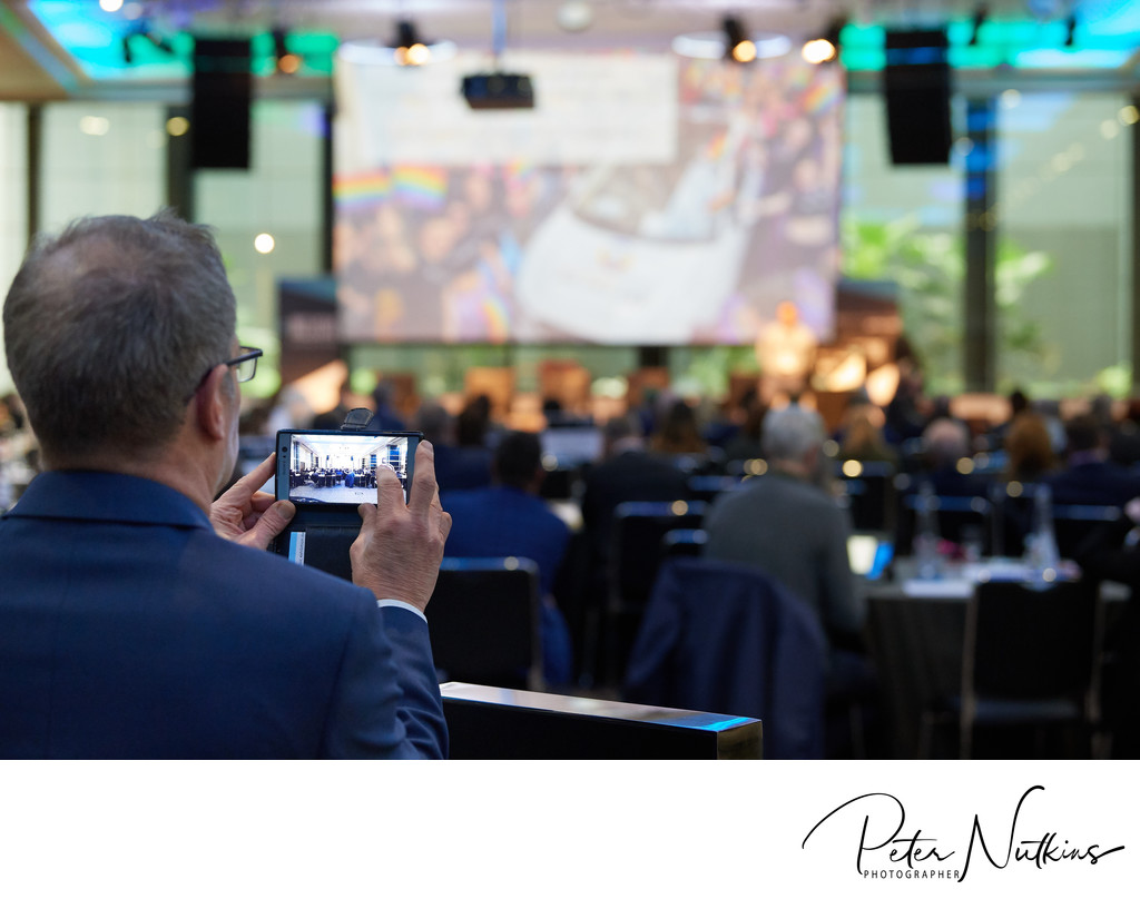 London Event Photographer Conference