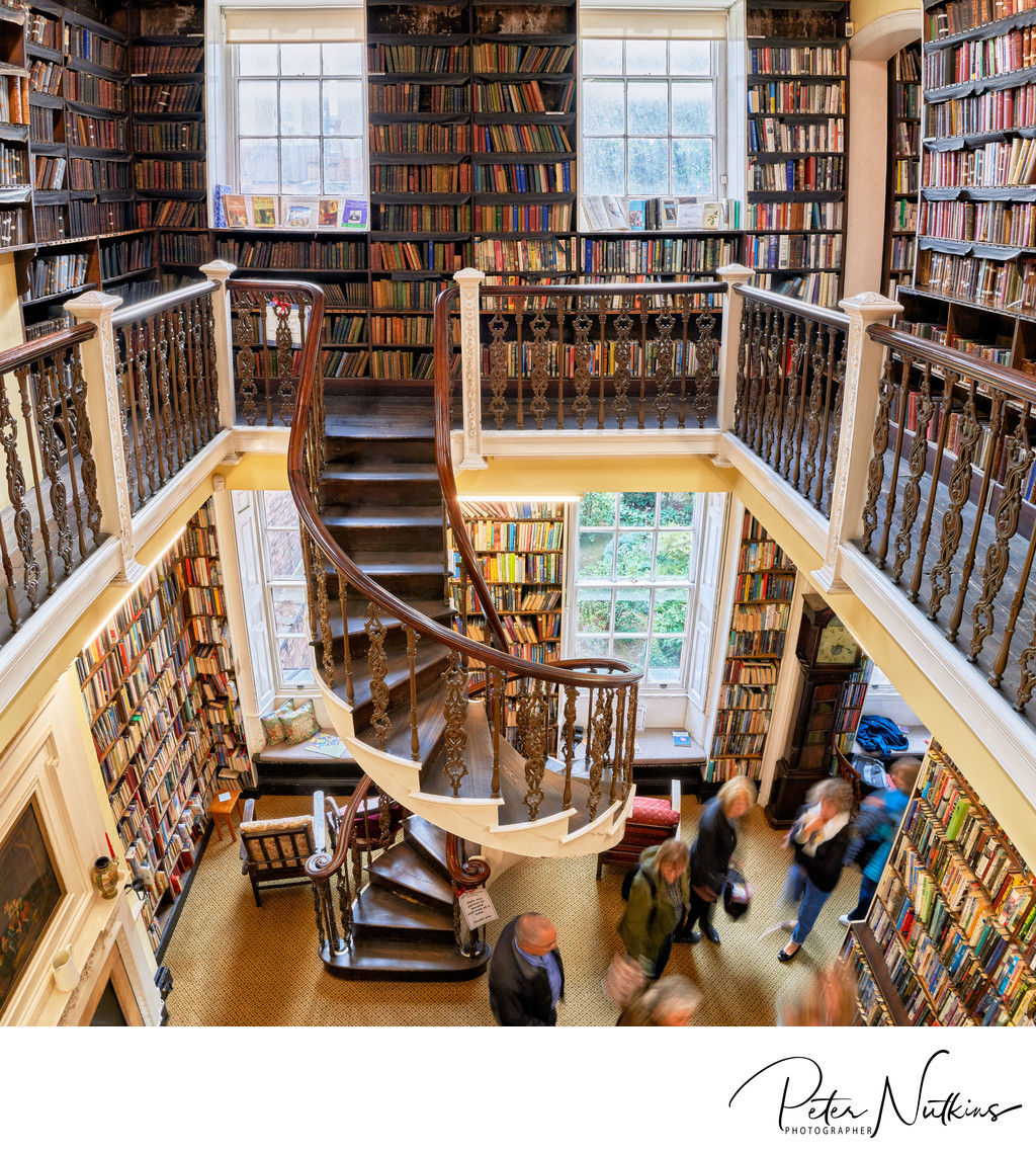 Photography Bromley House Library Nottingham