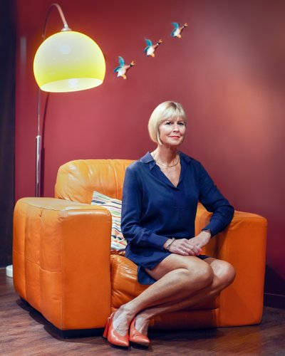 Fiona Thornewill MBE Business Portrait
