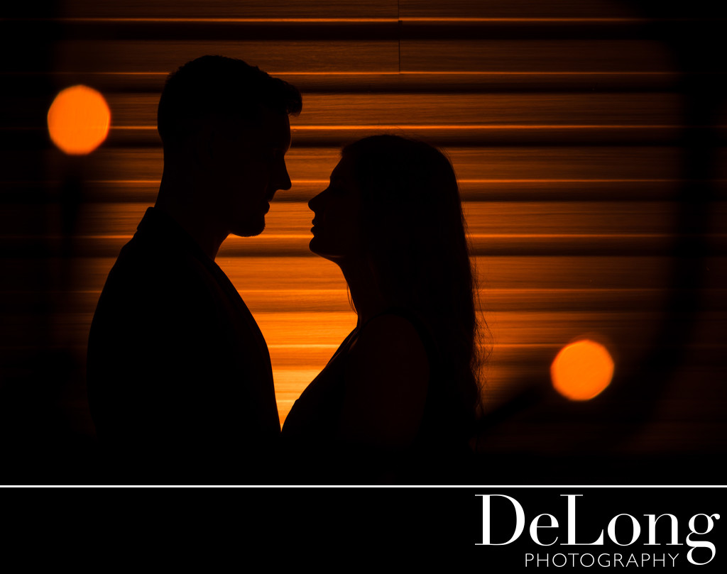 Dramatic Engagement Photos for Couples