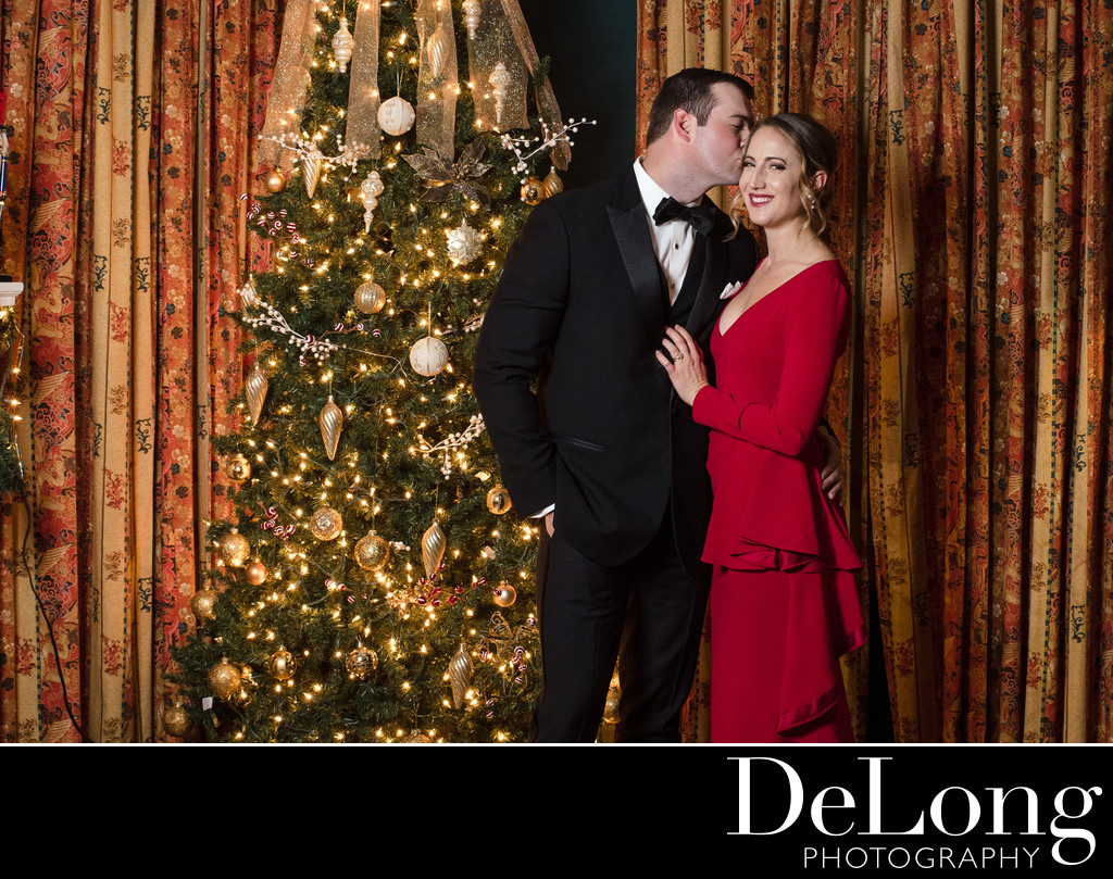 Charlotte holiday portrait photographer