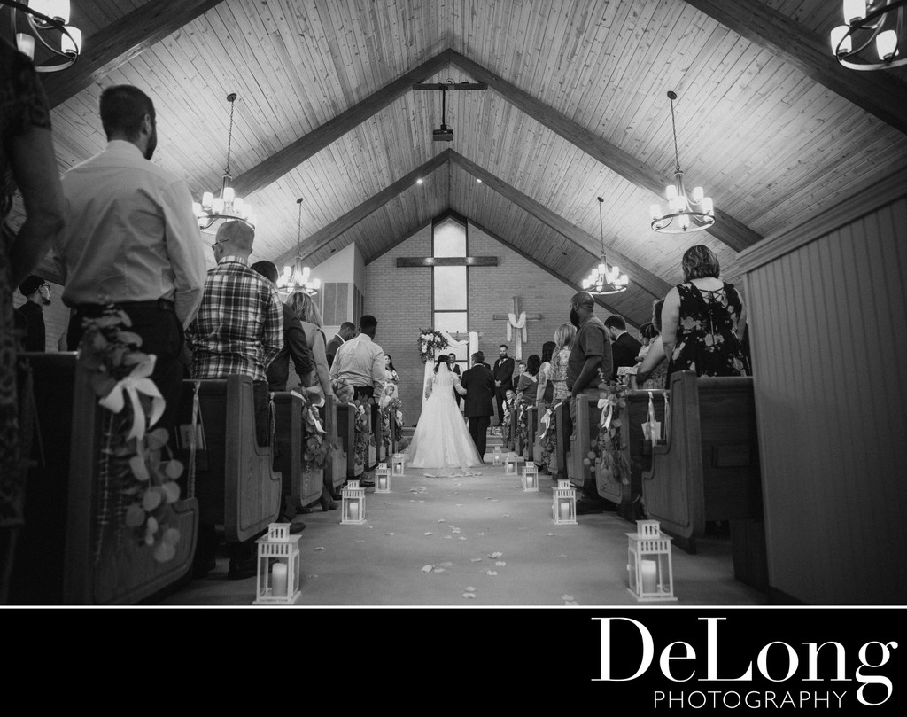 Rock Christian Church of Concord Wedding Photographer