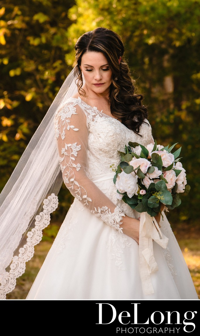 Concord North Carolina Bridal Portraits