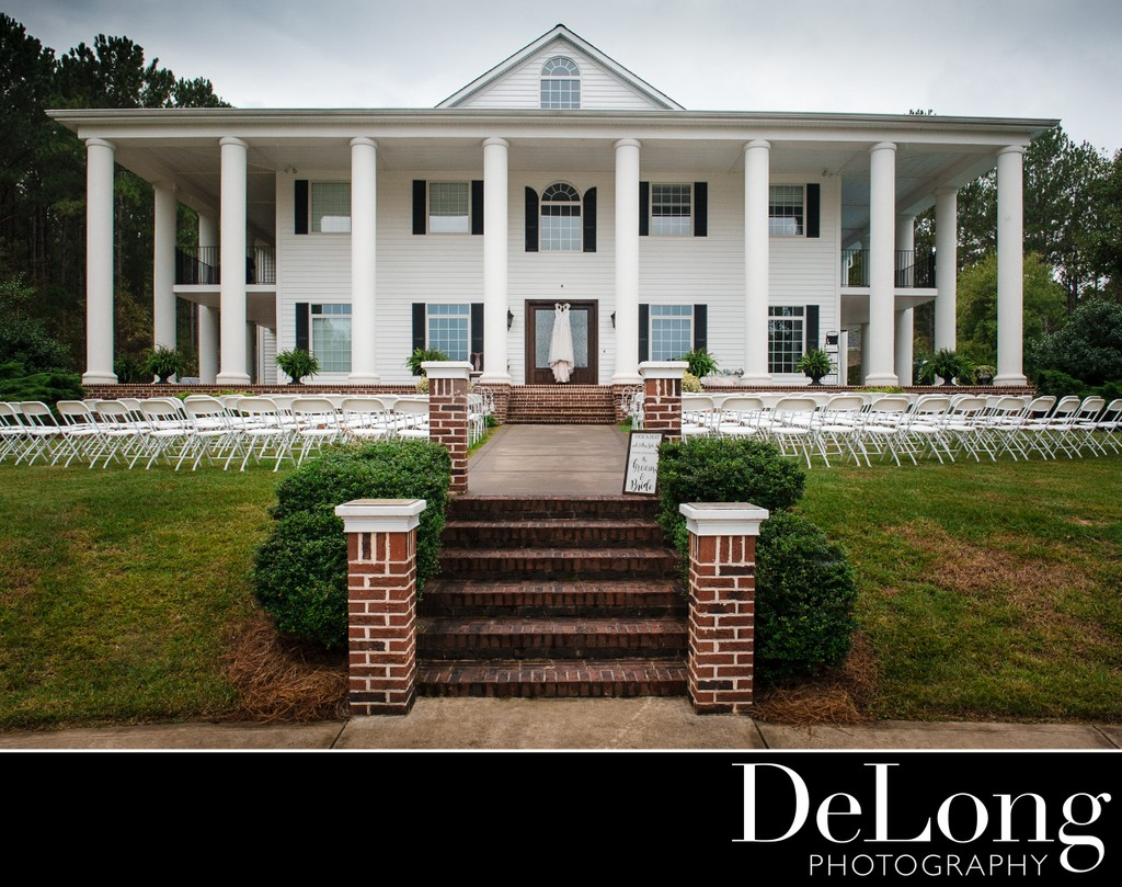 Rosewood on Country Club Wedding Photos