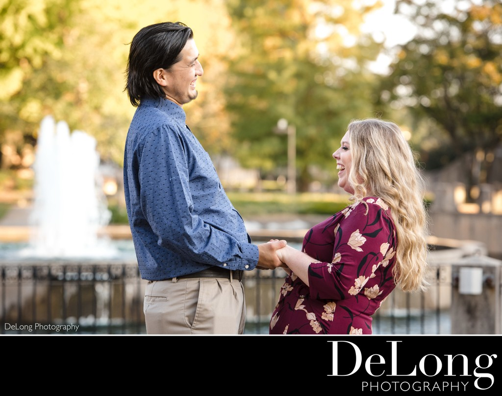 Locations for Charlotte Engagement Photos