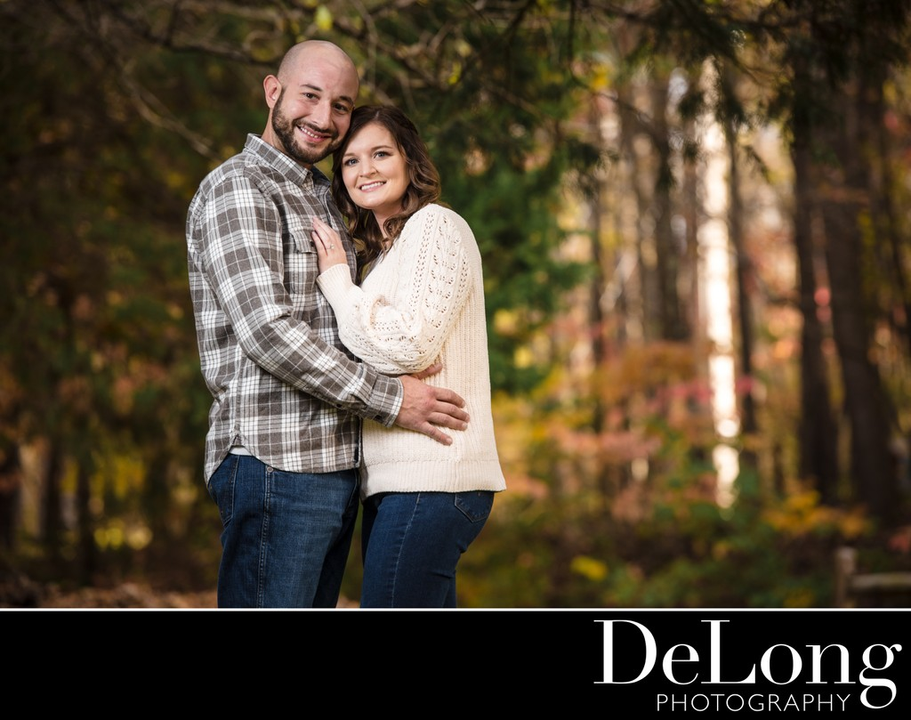 Locations for Huntersville Engagement Photos
